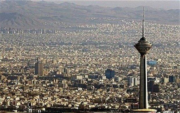 ثبت صدمین روز هوای سالم برای پایتخت در سال ۹۹