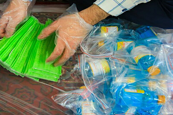 ۲ میلیون بسته بهداشتی داوطلبان کنکور سراسری تحویل داده شد